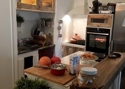 Espace cuisine sur mesure et personnalisé