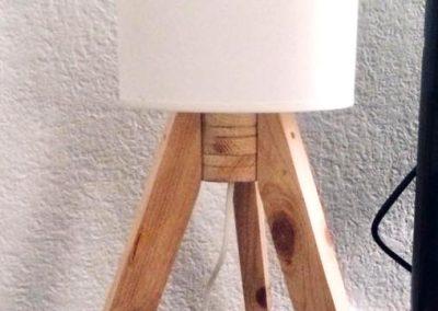 Lampe inspiration nordique