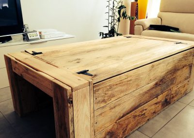 Table basse coffre Giacomo