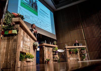 """Débat """"Centre-ville en mouvement"""" - COP 21 à Bercy"""