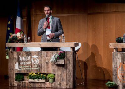 Aménagement stand expo salons professionnels - Centre-ville en mouvement Bercy 2015
