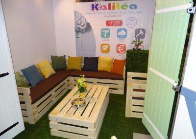 "Stand ""Kalitea"" - Conforexpo Bordeaux"