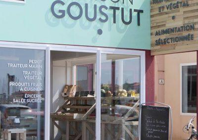 Meubles sur mesure pour professionnels commerces magasins - Maison Goustut Capbreton