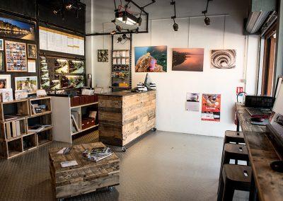 Meubles sur mesure pour professionnels commerces magasins - Photolab Bayonne