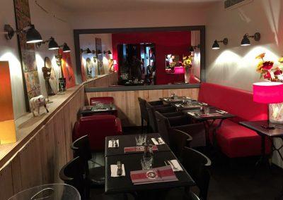 Meubles sur mesure professionnels Restaurants - La vache au comptoir - Paris