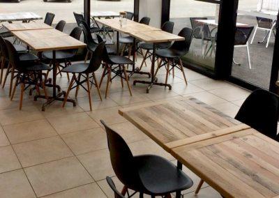 Meubles sur mesure professionnels Restaurants - Eau vive - Dax