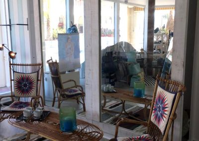 "Boutique ""Enda ia"" à Hendaye (64)"