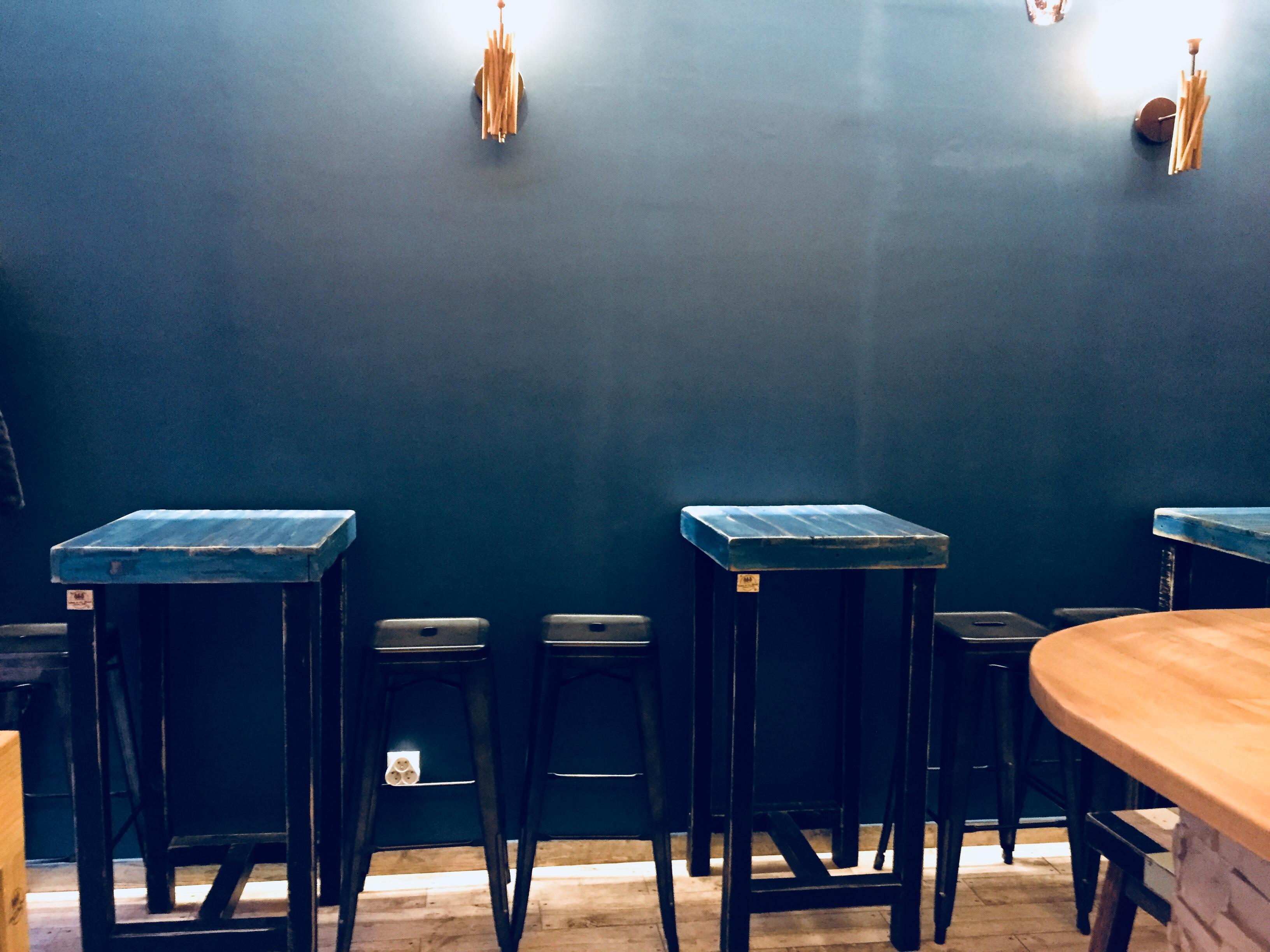 Amenagement De Bar Professionnel lilou in the wood - mobilier sur mesure pour restaurants