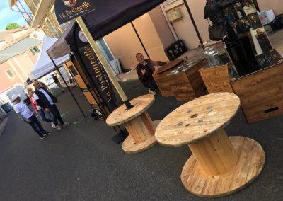 Aménagement stand expo salons professionnels - Roquefort La Pastourelle (4)