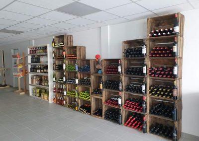 Meubles sur mesure pour professionnels commerces magasins - Casa Portugal L'Isle d'Espagnac